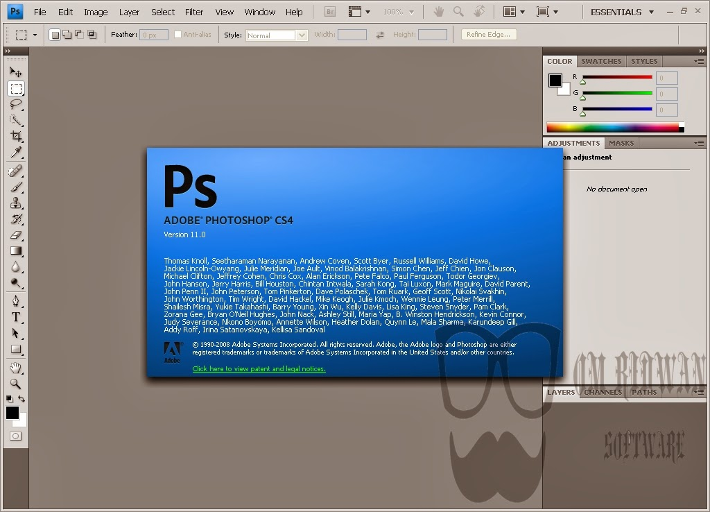 Adobe photoshop cs3 software trial version
