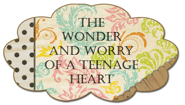 The Wonder And Worry Of A Teenage Heart