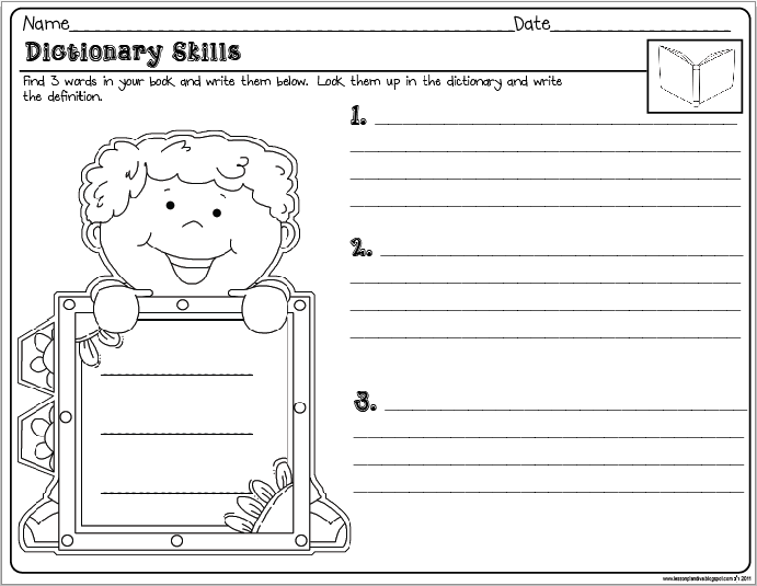 Freebie! 50 Reading Comprehension Activites! - The Lesson Plan Diva