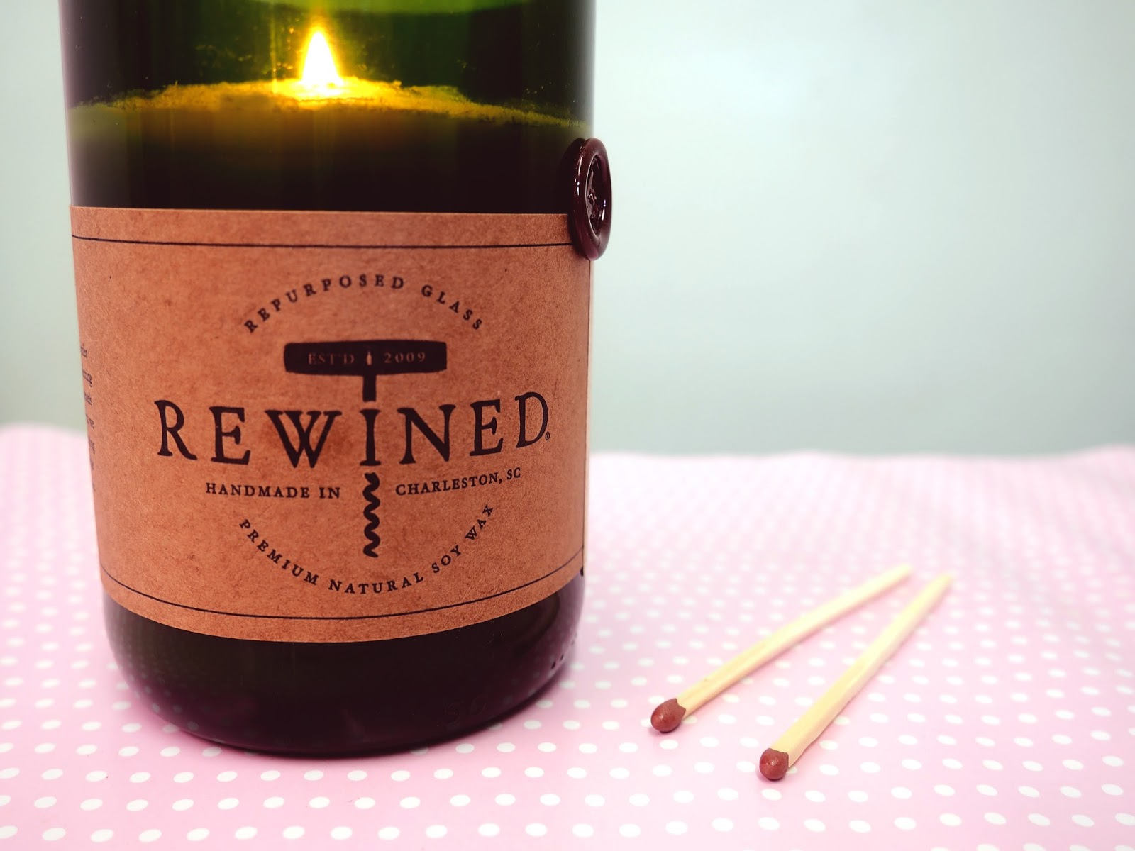 Pinot Noir Rewined Candles Review