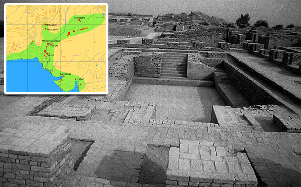 Awal dan akhir Peradaban Lembah Sungai Indus (India Kuno)