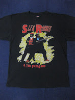 画像① 80's                「SLY & ROBBIE &               THE TAXI GANG」            MUSICIAN Tee SHIRTS