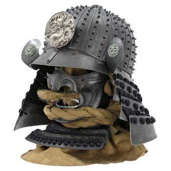 Topeng Samurai