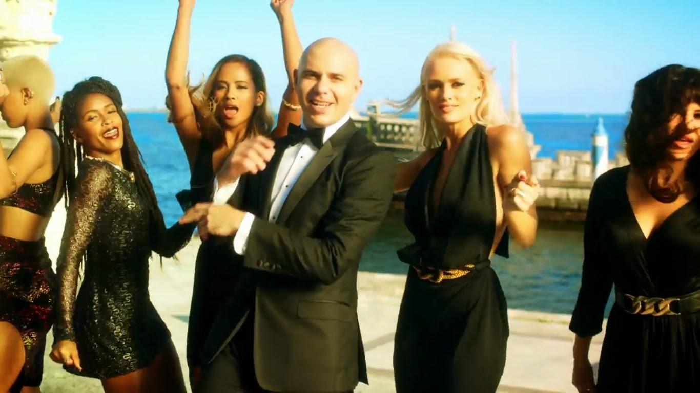 Pitbull Wild Wild Love Ft G R L