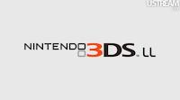 Nintendo 3DS LL Logo