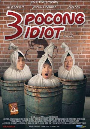 3 pocong idiot