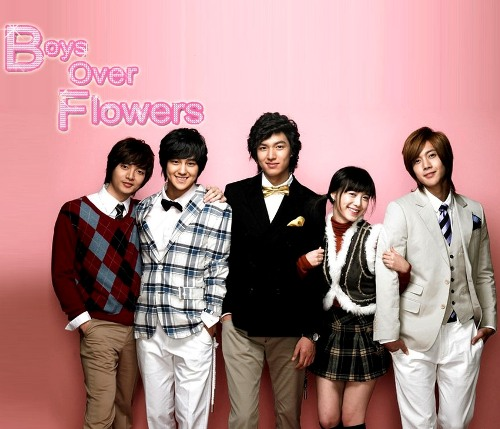 Filebook: Korean Drama Series Boys Over Flower Biggest