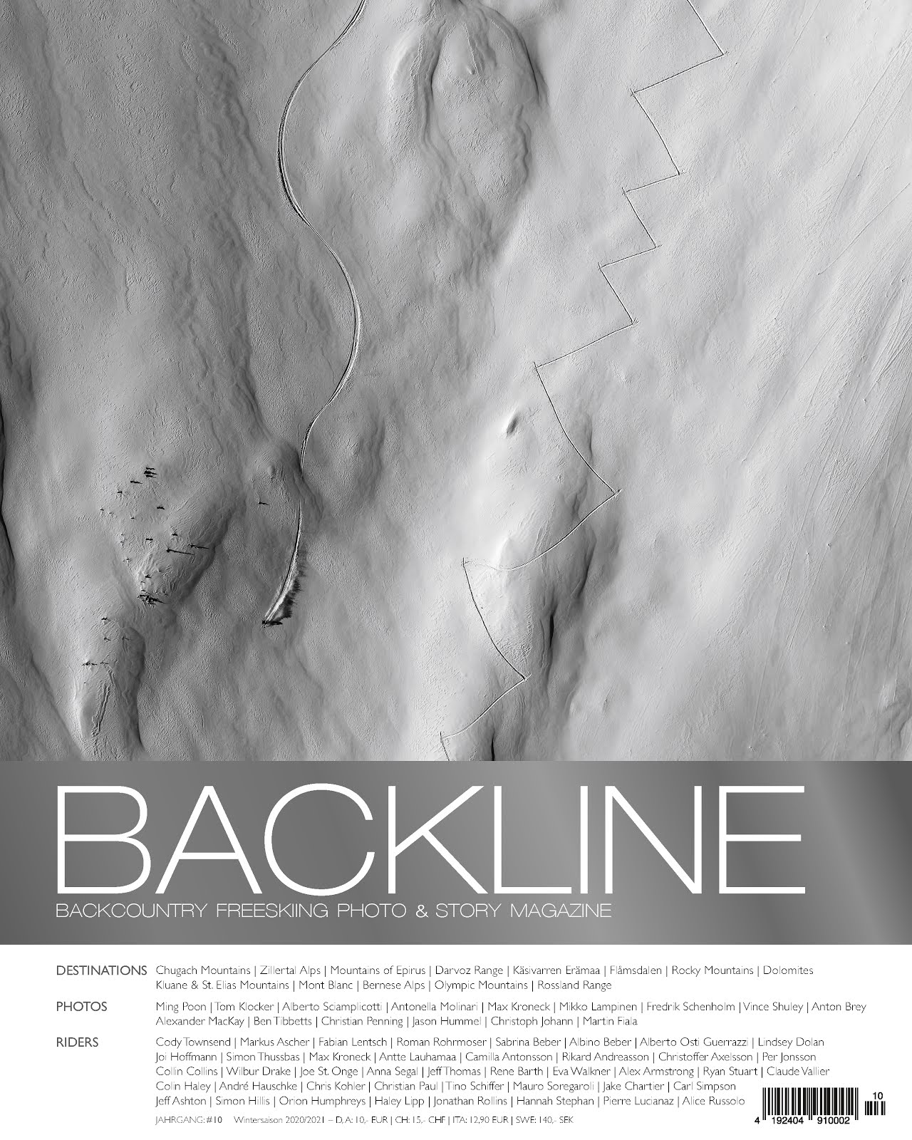 BACKLINE 2020
