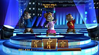 Alvin et les Chipmunks 3 wii