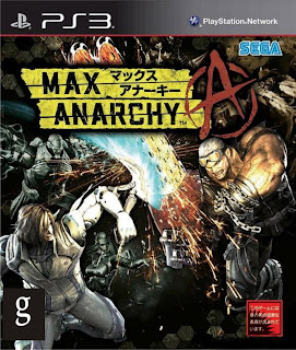 Max Anarchy PS3 Games ISO