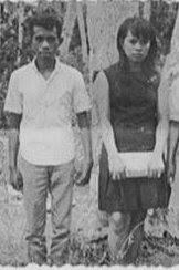 Gil and Rebecca in 1969