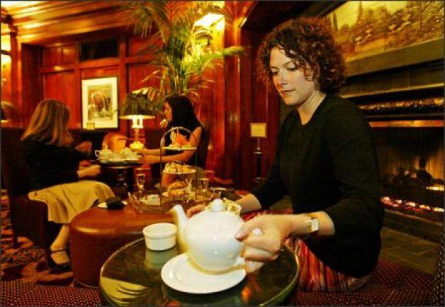 Steeped In Comfort Tea Room