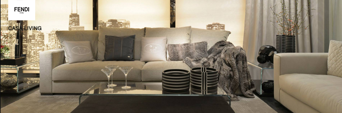 How to achieve mind blowing home decor like fendi casa for Fendi casa milano
