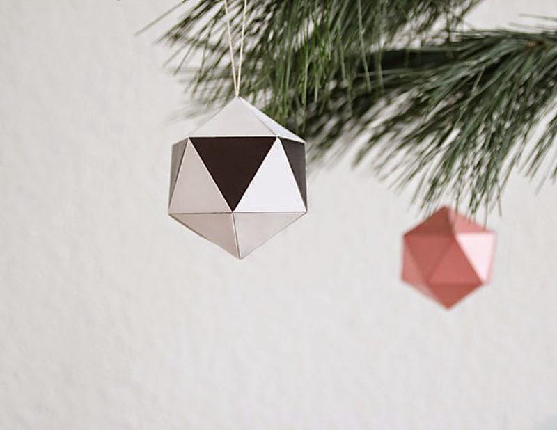 acceosrios navidad cartón Snug Studio