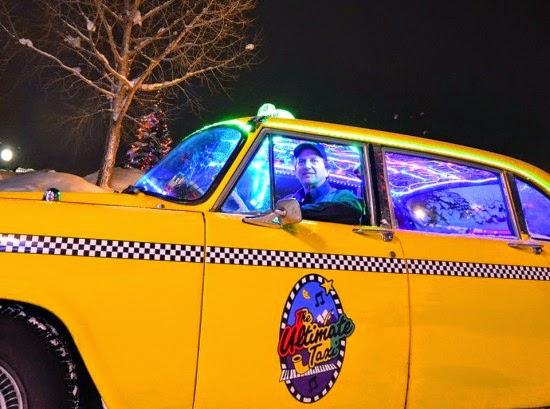 Jon Barnes 'Ultimate Taxi'