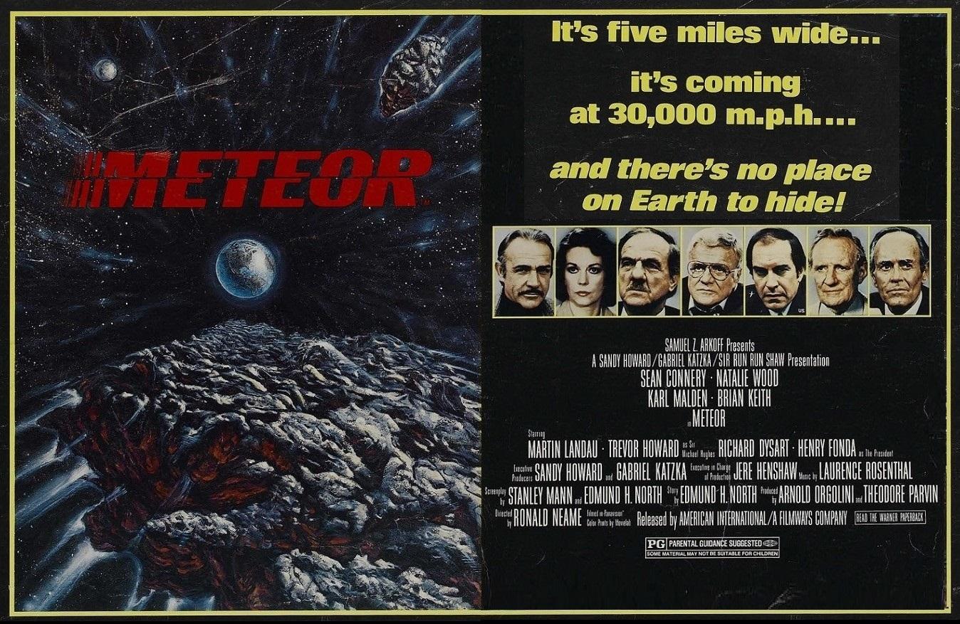 METEOR (1979) WEB SITE
