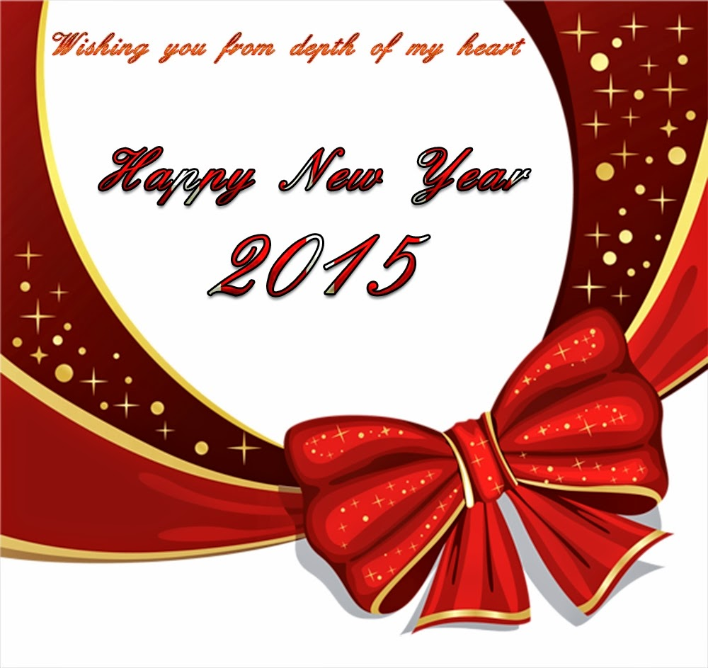 Happy New Year Business Greetings Cards 2015