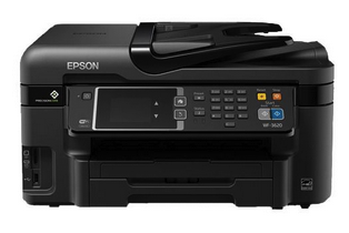 Epson Workforce Wf 3620 Drivers And Downloads