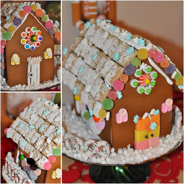 Party Gingerbread House Birthday Party Life Baby