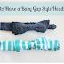 DIY Baby Gap Style Headband