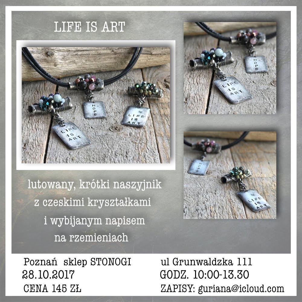 Lutowane warsztaty biżuteryjne w Poznaniu