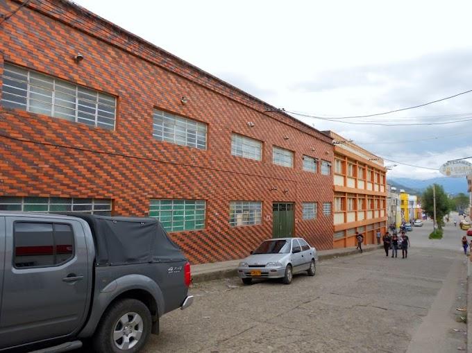 Solución a la vista para COLROSARIO: En adelante su nombre será Colegio Oficial Nuestra Señora del Rosario