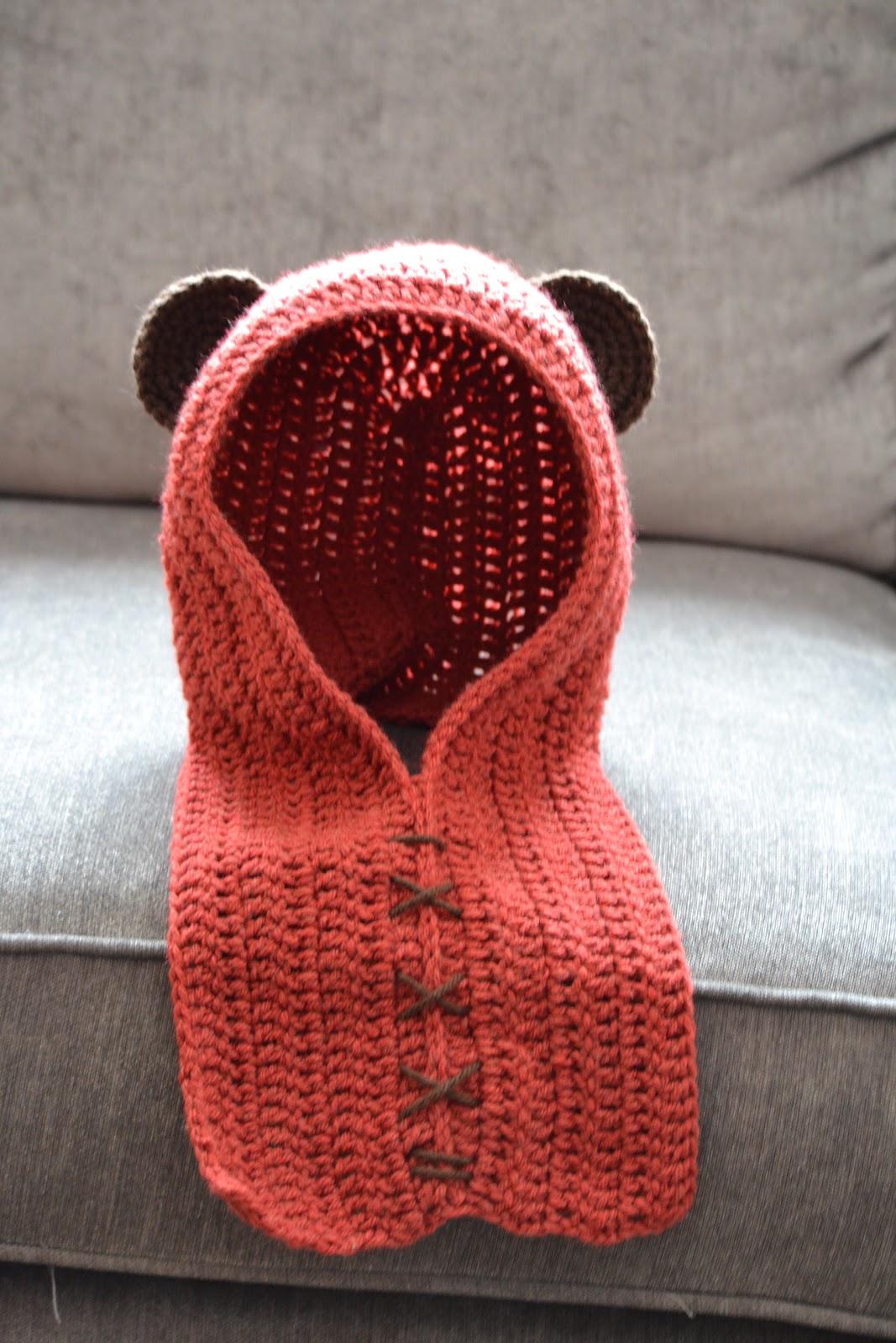 Knotty Knotty Crochet: EWOK hat free pattern link