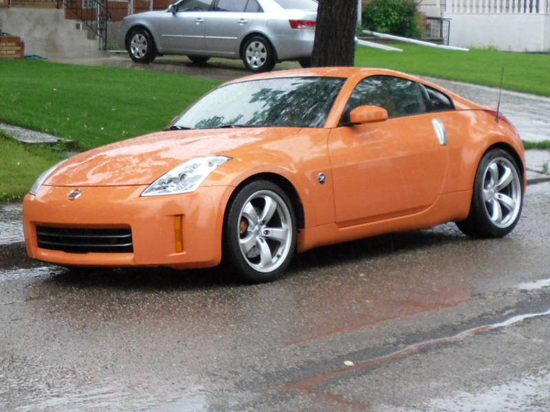 Vehicle Vortex: 2007 Nissan 350Z Grand Touring Coupe « Nissan ...