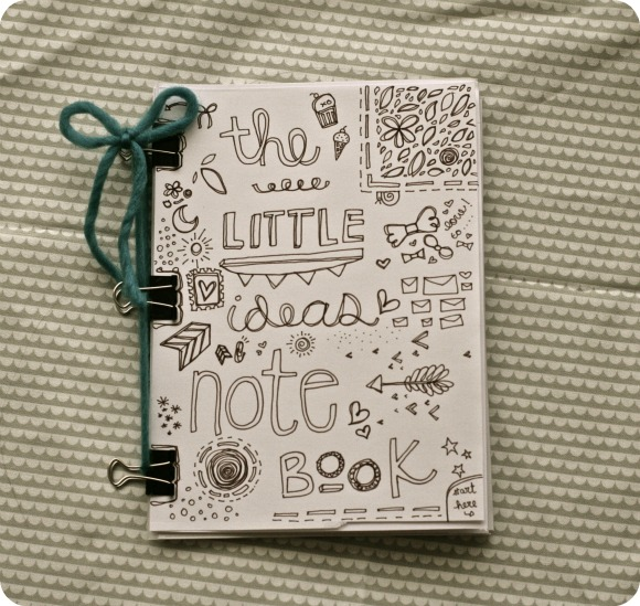 Notebook Ideas | A List of Ideas for Notebook Uses - Heart ...