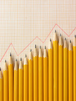 pencils as graph img | smallbizwebtips.com | marketyourbizonline.com