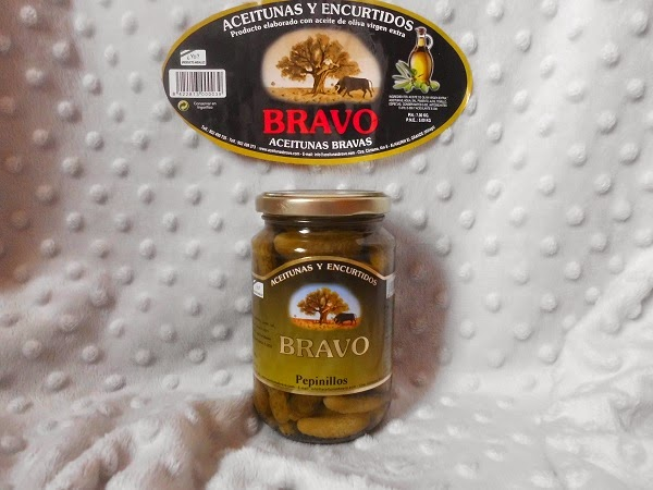 ACEITUNAS BRAVO