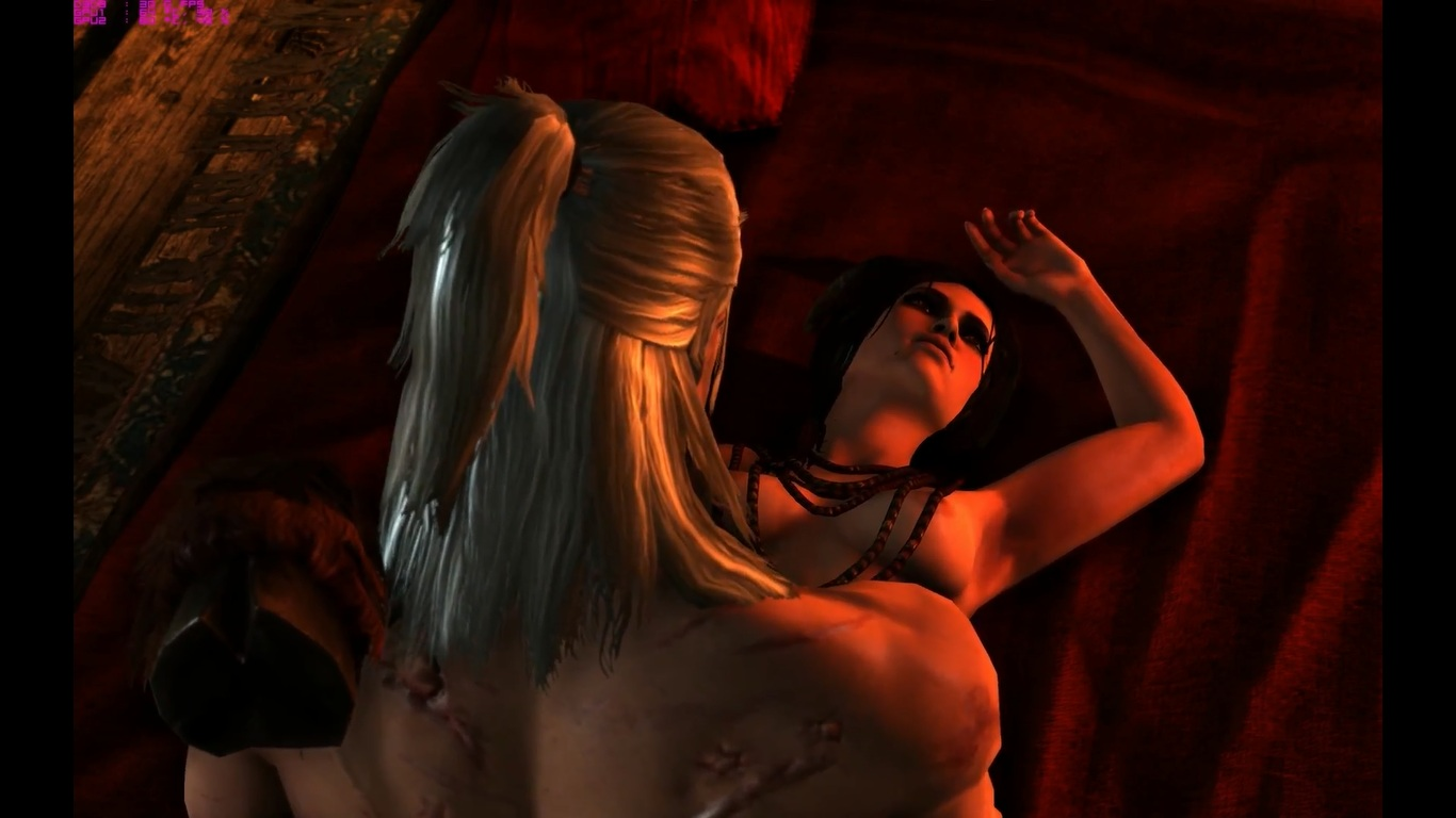 Witcher 2 nude scenes hentay movies
