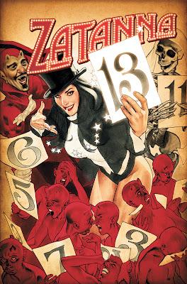 zatanna Cv13 The 72 Best Comic Book Covers of 2011