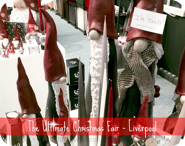 the ultimate christmas fair liverpool