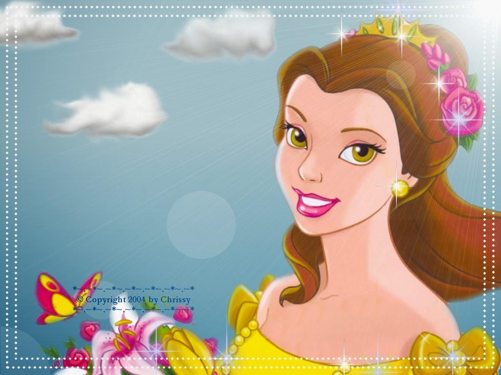 Free Desktop Wallpaper Disney Princess Belle Wallpaper