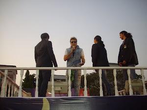 Bollywood Actor Jackie.Shroff with Nationl lady Kabbadi players.