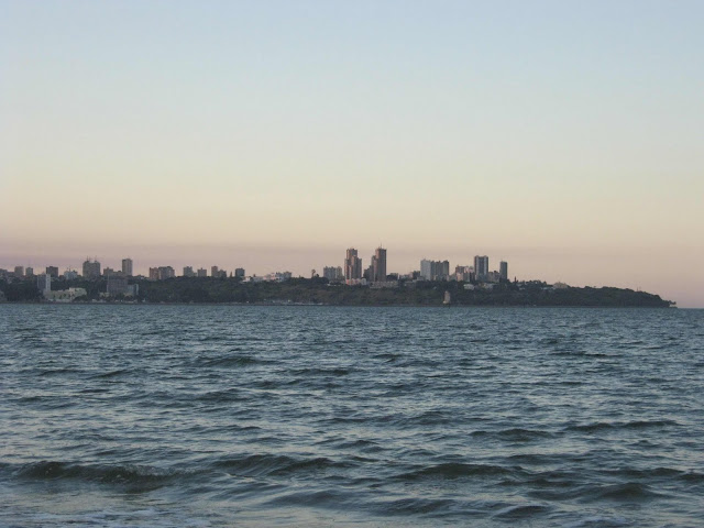 maputo view from catembe