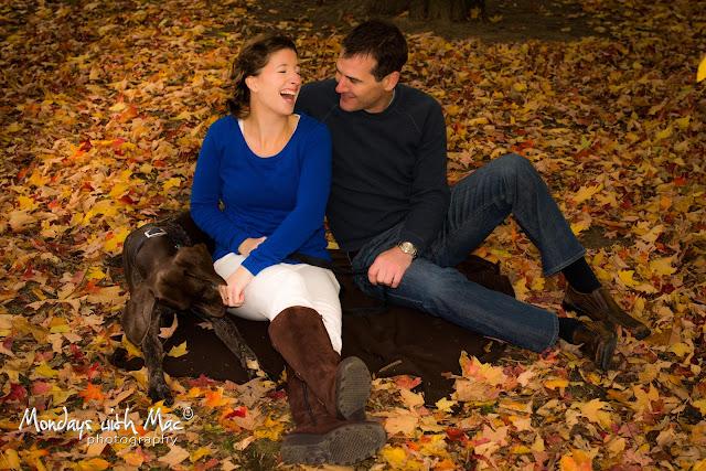 Ottawa photographers engagement pictures park