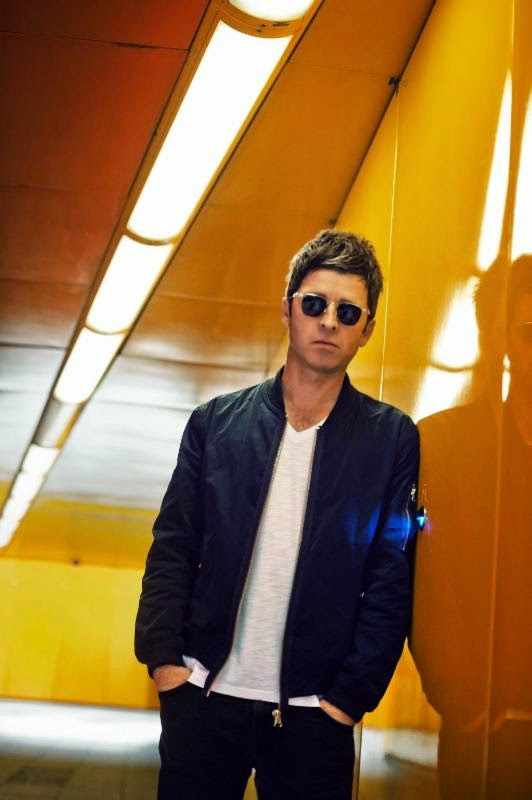 Noel Gallagher's High Flying Birds New Album Chasing Yesterday