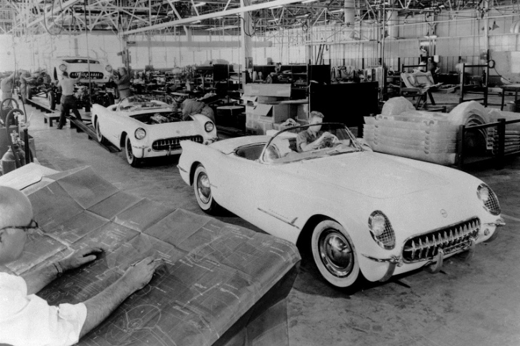 60 Years of Corvette