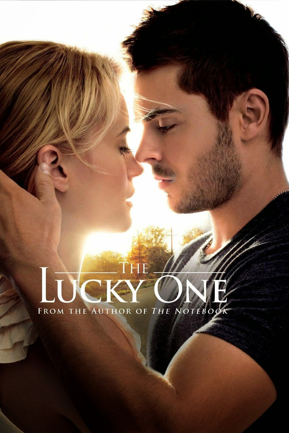 The Lucky One (2012) BluRay 720p
