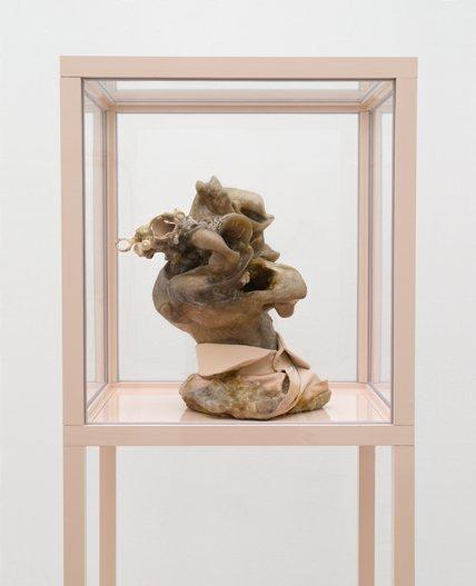 jan manski onania esculturas bizarras corpos deformados infectados