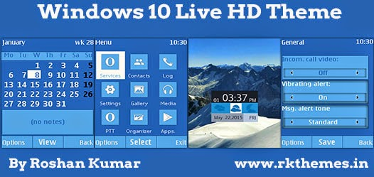 windows 10 live hd theme for nokia x2 00 x2 02 x2 05 x3 00 c2 01