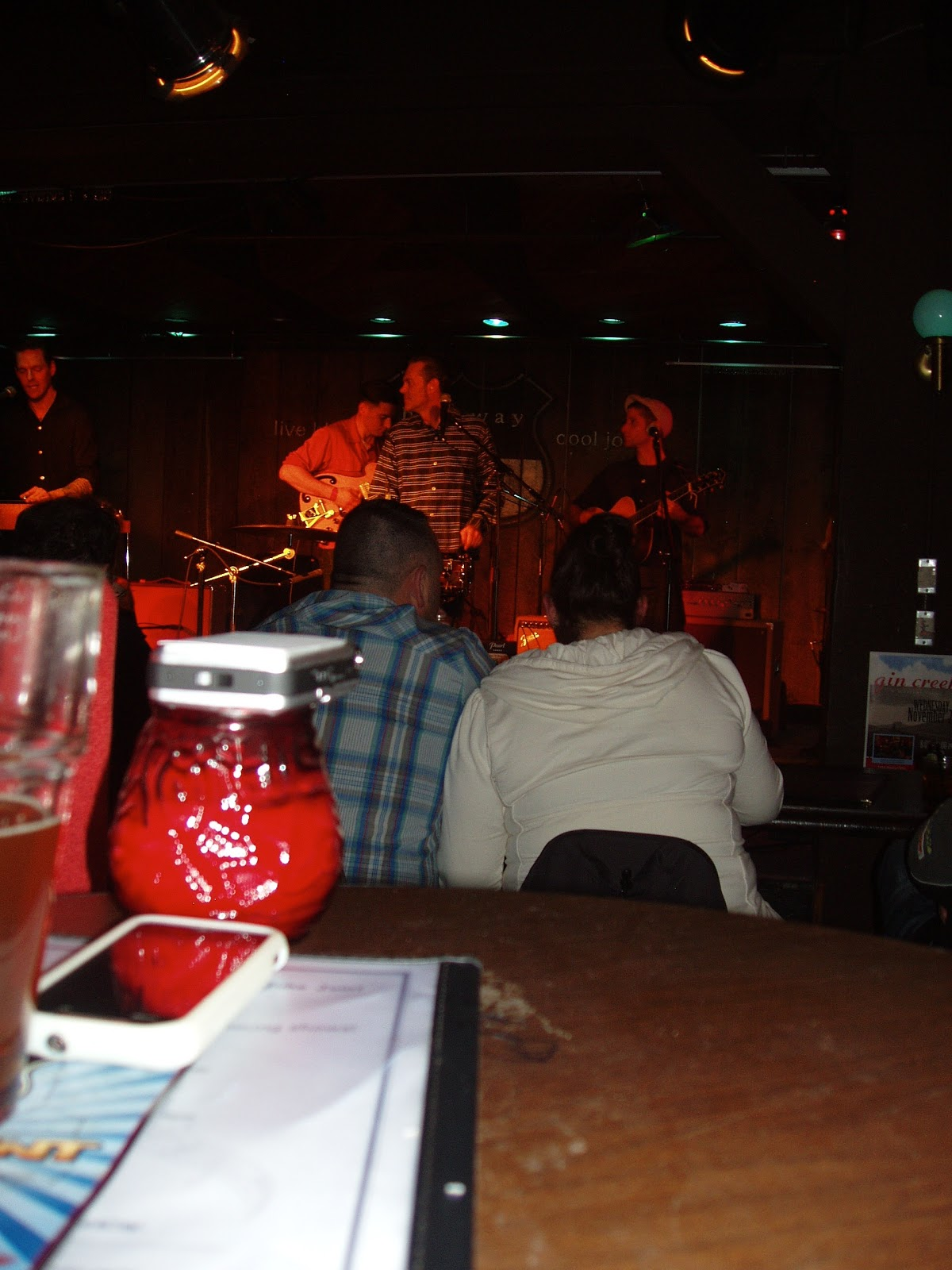 Live Seattle Music In The Clubs Lucky Tubb And The Modern Day