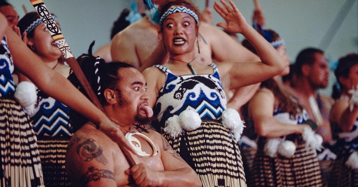 Māori - Maori Songs Of New Zealand