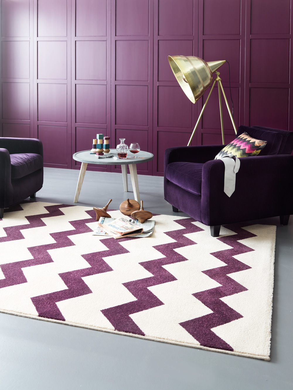 Scandinavian chic: our newest rugs   one of them could be yours!