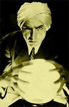 BELA, THE MYSTIC PREDICTS ...
