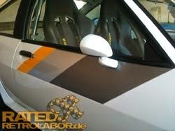 Opel Motorsport Dekor