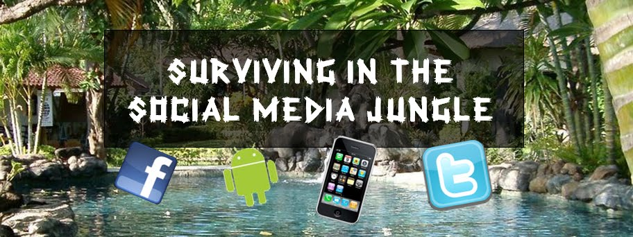 Surviving in the Social Media Jungle