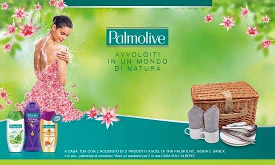 cestino picnic palmolive
